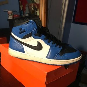 Jordan 1 Royal Rare Air